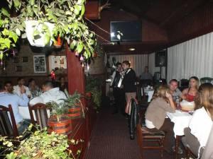 Petrecere lăutărească la Restaurantul Admiral de la Cetate