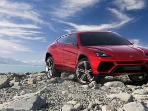 Lamborghini a înregistrat denumirea Deimos