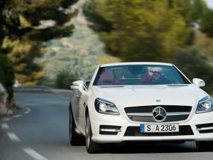 Mercedes SLK 250 CDI, rafinament și consum echilibrat