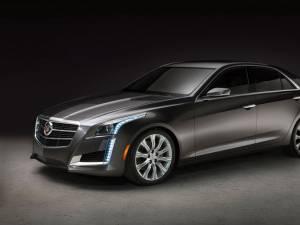 Cadillac CTS, tipic american
