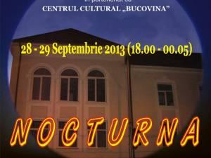 """""""Nocturna Bibliotecilor"""", în noaptea de 28 spre 29 septembrie"""