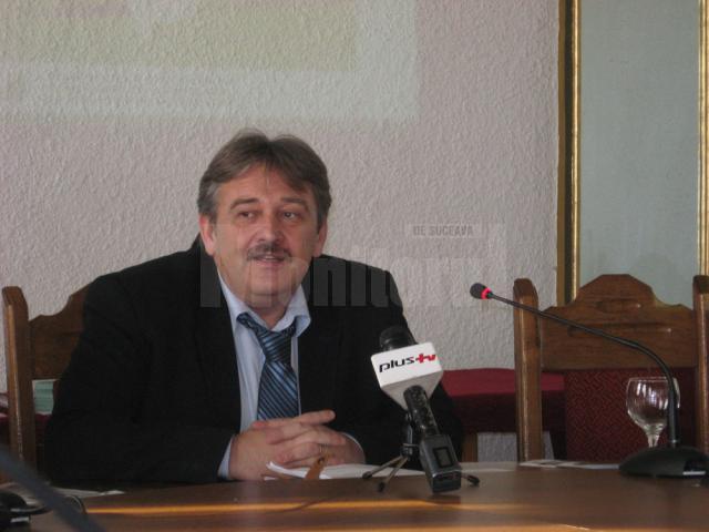 Propunerea pentru înfiinţarea acestui pol de dezvoltare îi aparţine primarului Marius Ursaciuc