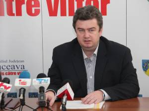 Preşedintele PSD al Consiliului Judeţean, Cătălin Nechifor