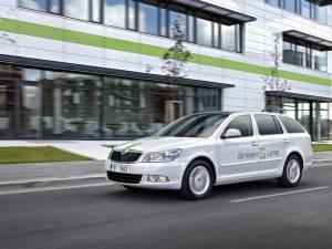 Skoda testează vehicule cu propulsie electrică
