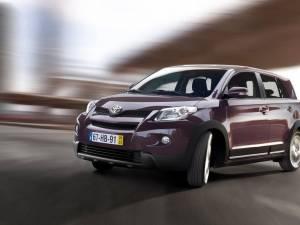 Toyota plănuiește un nou SUV de oraș