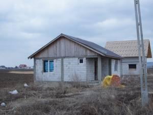 Casele în construcţie, ţintă a hoţilor