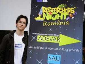 Elevul Iulian Atănăsoae