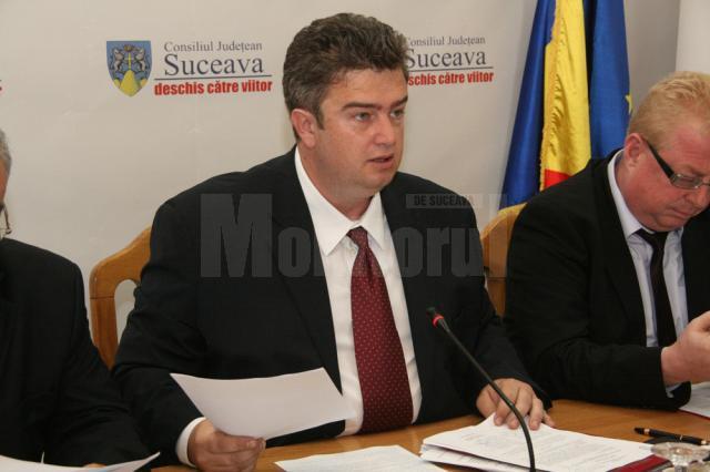 Nechifor consideră că în Suceava poate fi dezvoltat un parc agricol