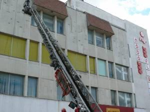 Exerciţiu tactic pentru limitarea efectelor negative produse de un cutremur în municipiul Fălticeni