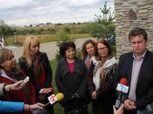 Aproape 30 de ambasadori şi soţii ale ambasadorilor în România au vizitat Bucovina