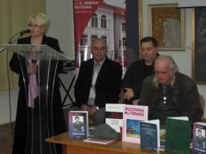 La Biblioteca Bucovinei a fost deschis vineri după-amiază Salonul Literaturii Române din Bucovina