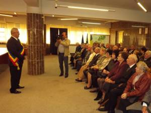 25 de cupluri de aur au fost sărbătorite la sediul Primăriei Suceava