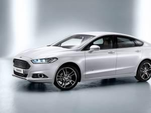 Noul Ford Mondeo sosește anul viitor