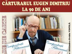 Cărturarul Eugen Dimitriu la 90 de ani
