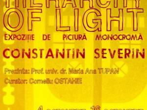 Artistul plastic sucevean Constantin Severin expune la Bucureşti