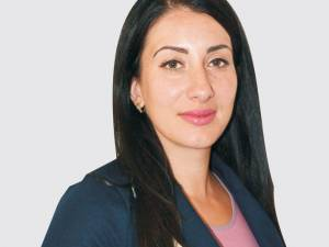 Oana Pintilei, noul preşedinte al Organizaţiei Judeţene de Femei din PSD Suceava