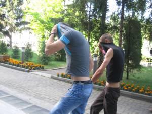 Cei doi suspecti, Gabriel Repede şi Constantin Cucu, condamnaţi în total la 13 ani şi jumătate de închisoare