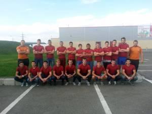 Echipa de rugby juniori sub 18 ani a CSŞ Gura Humorului a început cu stângul campionatul