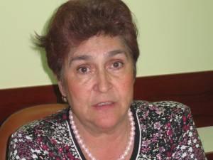 Liderul Uniunii Judeţene Sindicale (UJS) Sanitas Suceava, Ana Ionescu
