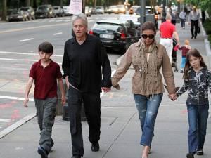 Catherine Zeta-Jones şi Michael Douglas s-au împăcat