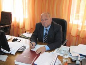 """Aurel Olărean: """"Doresc să le mulţumesc rădăuţenilor care au demonstrat că sunt buni contribuabili"""""""