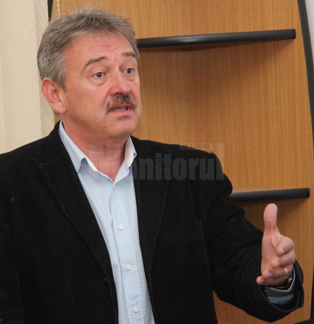 """Marius Ursaciuc: """"Unitatea nu o faci când arunci cu noroi în partidul tău"""""""