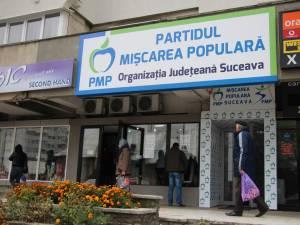 A fost inaugurat sediul Partidului Mişcarea Populară Suceava