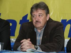 Primarul oraşului Gura Humorului, Marius Ursaciuc
