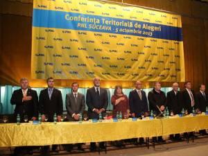 Conferinţa judeţeană de alegeri a PNL Suceava