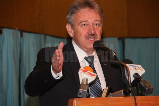 Primarul din Gura Humorului, Marius Ursaciuc
