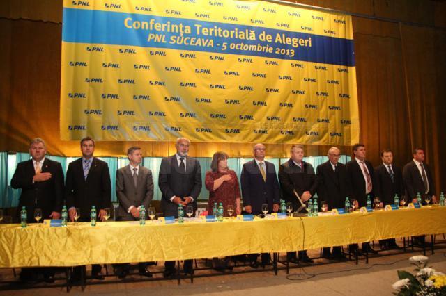 Băişanu l-a învins pe Ursaciuc şi a obţinut al doilea mandat de preşedinte al PNL Suceava