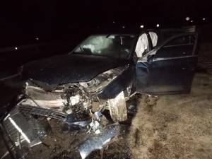 Vasile Nuţu fusese grav rănit într-un accident rutier produs în noaptea de 26 spre 27 septembrie, pe DN 17