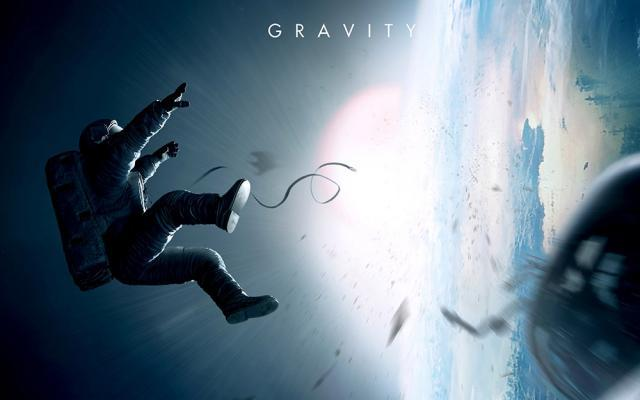 """Filmul SF """"Gravity 3D: Misiunea în spaţiu/ Gravity a debutat pe primul loc în box office-ul nord-american"""