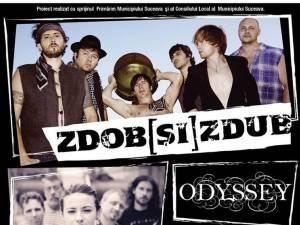 Zdob şi Zdub, în concert la USV