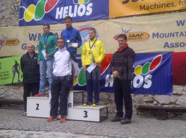 Andrei Leancă a cucerit medalia de aur la Cupa Mondială de la Ljubljana