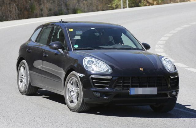 Porsche Macan va fi dezvăluit în noiembrie