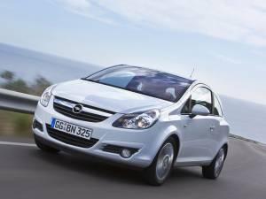 Opel minimizează consumul micului Corsa