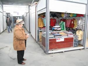 Primăria Suceava reziliază contractele pentru 57 de chioşcuri din Bazar