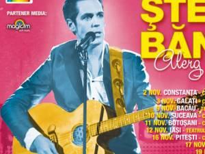 Concert Extraordinar Ştefan Bănică, pe 10 noiembrie