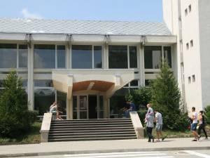"""Universitatea """"Ştefan cel Mare"""" Suceava (USV)"""