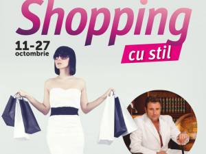 Sesiuni de shopping în compania lui Cătălin Botezatu, oferite ca premii de Iulius Mall Suceava