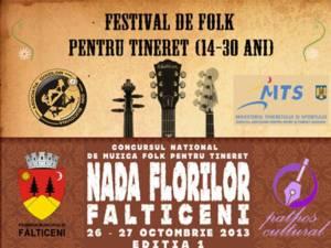 """Au început înscrierile pentru Concursul Naţional de Folk """"Nada Florilor"""""""