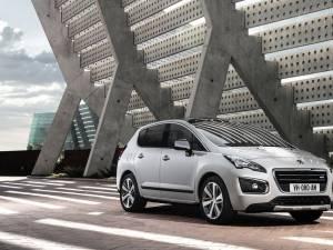 Peugeot retușează modelul 3008