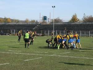 Humorenii au făcut scor pe teren propriu cu RC Brăila