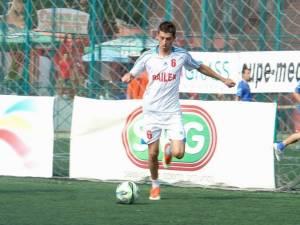 Sergiu Corban, campion european la minifotbal