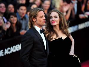 Brad Pitt şi Angelina Jolie au semnat un contract prenupţial
