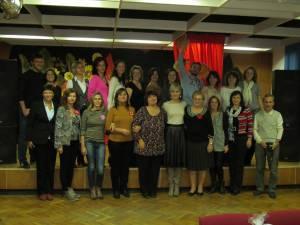 Echipa de proiect a Școlii Gimnaziale Nr. 8 Suceava s-a deplasat recent în Polonia