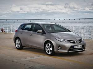 Noua Toyota Auris, rafinament pentru clasa compactă