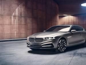 BMW Gran Lusso Coupé ar putea fi viitorul Seria 8