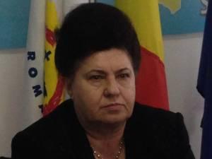 Stela Acatrinei a fost numită preşedinte interimar al PRM Suceava